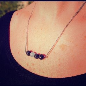 Jewelry - Aromatherapy necklace essential oil diffusing #HSO